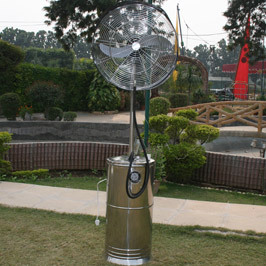 Outdoor Misting Fans