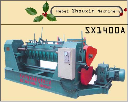 Spindle Core Veneer Peeling Lathe Machine