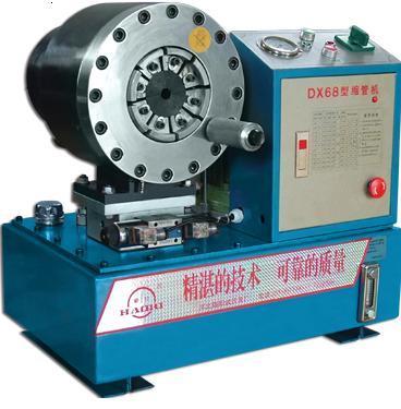 DX68 Hose Crimping Machine