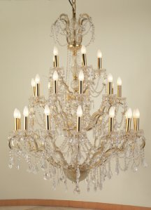Decorative Chandeliers In Chennai, Tamil Nadu, India - Kapoor Lamp ...