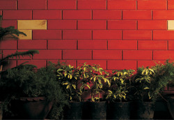 Bricks Design Wall Tiles in Palaniappa Nagar Chennai Manufacturer