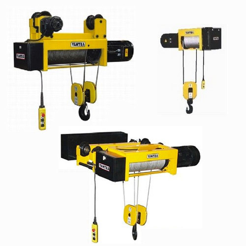 Electrical Wire Rope Hoists