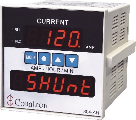 Ampere-Hour Meter with Dual Time Relays in  Sahibabad