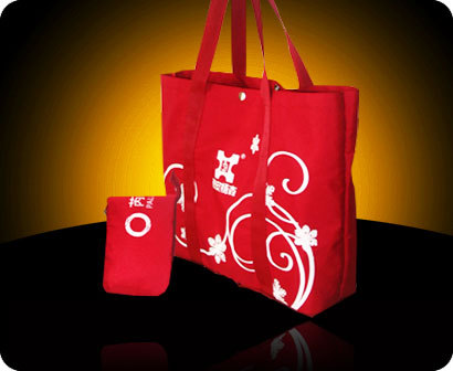 Canvas Foldable Bag For Shopping/Promotion in Songjiang, Shanghai ...