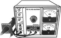 High Voltage Breakdown Flash Testers
