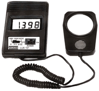 Lux Meter (Light Intensity Meter)