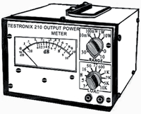 Output Power Meters