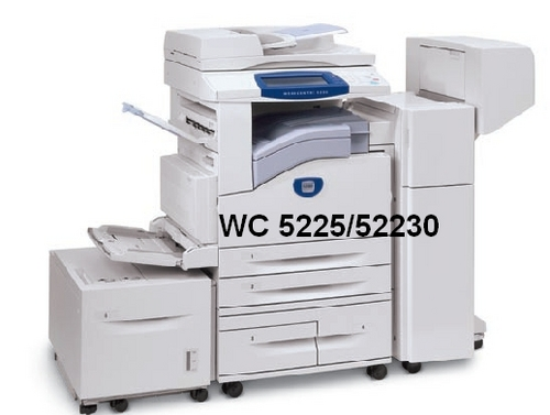 copy machine at post office