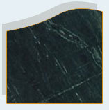 Dark Green Marble in  Badharna (Vki)