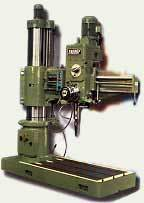 Radial Drilling Machine in   Midc