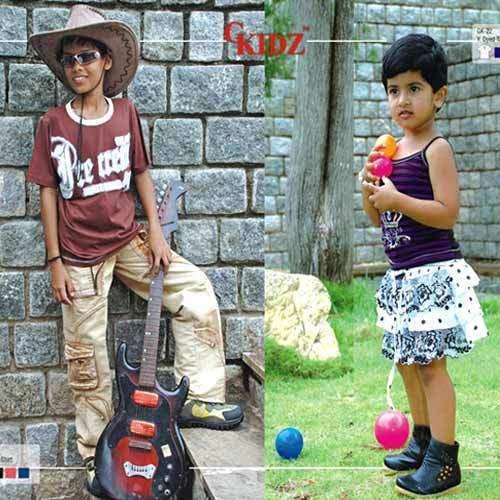 Kids Woven Garments