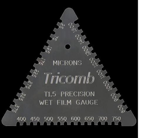 wet film thickness gauge instructions