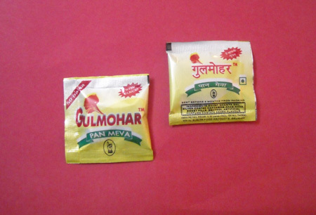Mouth Freshners Ploy Packaging