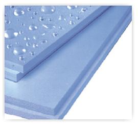 Rigid High Strength Polystyrene Slabs