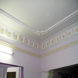 Designer cornice and moulding in phase ii panchkula Crown molding india