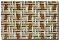 Designed Bamboo Blinds