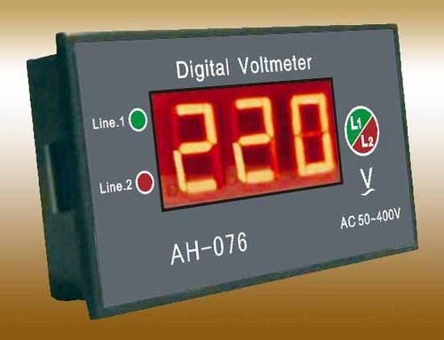 Digital Volt Meter : Led digital voltmeter in baoan district shenzhen
