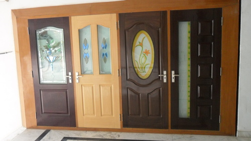 Out Door Gallery Door & Two Panel Wooden Doors in Ludhiana Punjab - EVERGREEN DOOR INDUSTRIES