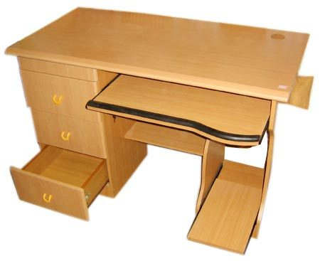 Modular Wooden Computer Table in New Area. Modular Wooden Computer Table in New Area  Bengaluru