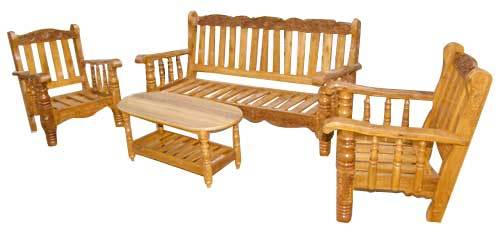 Wooden Sofa Set In Bengaluru Karnataka White House Furnitures