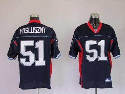 Nfl Buffalo Bills #51 Posluszny Football Jersey