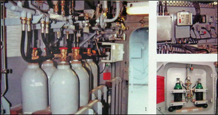 Co2-Systems For Engine Rooms