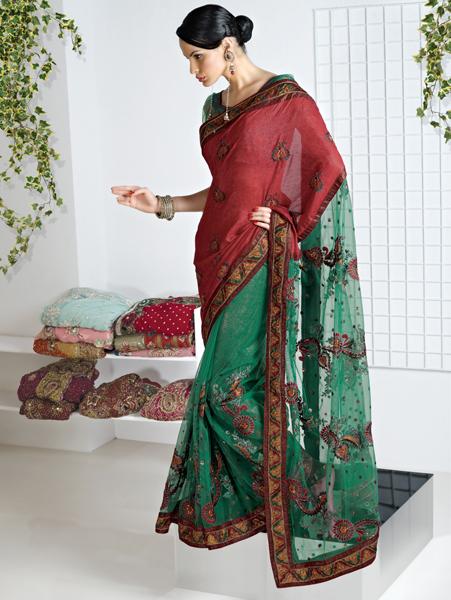 Designer Elegant Saree in  Delhi Gate (Rr)