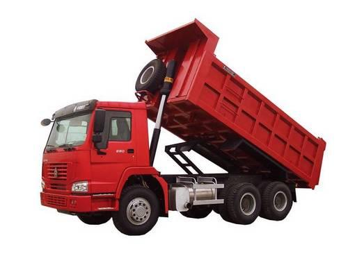 HOWO 6×4 Tipper Truck