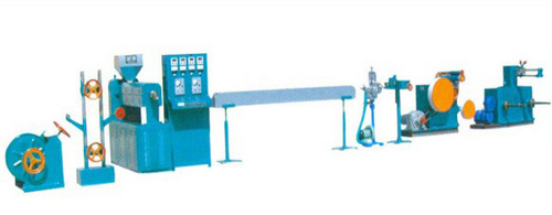 PVC Wire Coated Machine