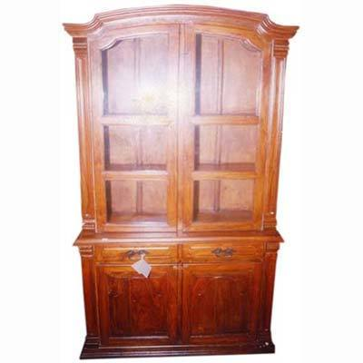 Glass door wooden almirah in new area jodhpur vijay arts Pictures of wooden almirahs
