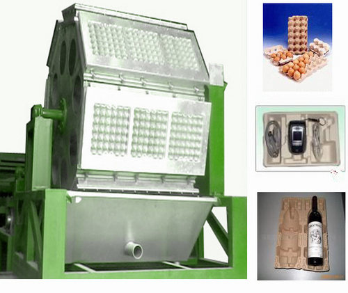 Egg Tray Machine