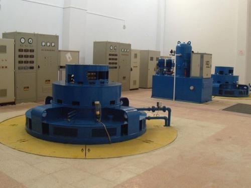 Hydro Generator And Set Series