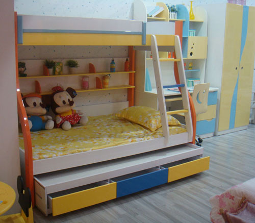 kids designer bunk beds in ameerpet hyderabad manufacturer