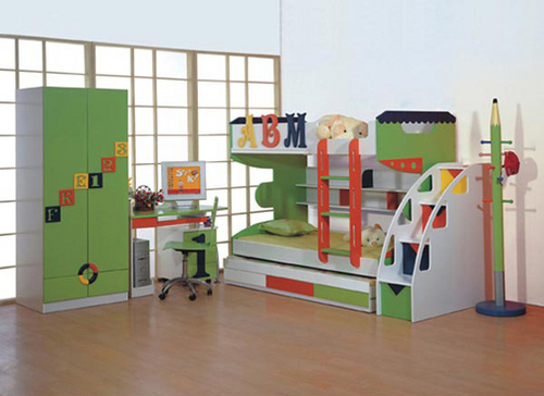 Colored Bunk Beds In Hyderabad Telangana
