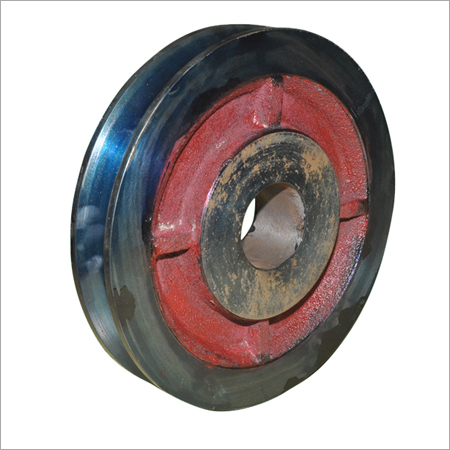 Fabricated Rope Pulley
