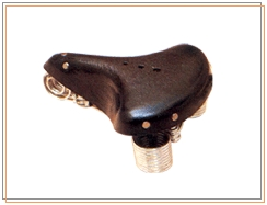 Willtop Pvc/Leather Saddle
