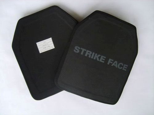 Ballistic Armor Plate in  Genggeng industrial estate Baoying county Jiangsu province