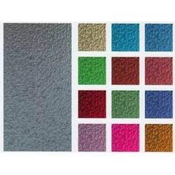 Epoxy-Polyester Hybrids Powder Coatings