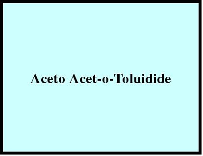 Aceto Acet-o-Toluidide in  Borivali (W)
