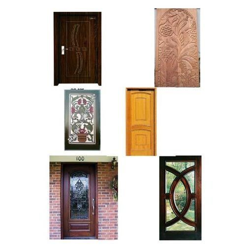 Designer Wood Doors solid core mdf veneer modern design flash apartment wooden doors design Designer Wooden Doors