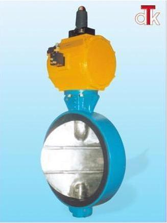 Butterfly Valve With Pneumatic Rotary Actuator in  Ram Mandir Rd.-Goregaon (W)