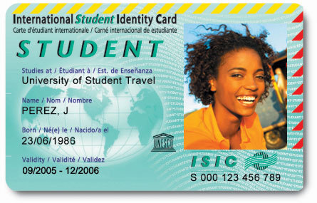 Activate Isic Card Uk