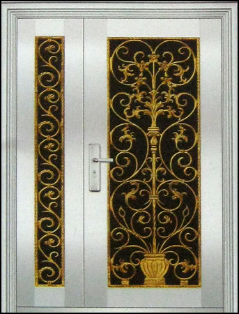 stainless steel decorative doors - Decorative Doors