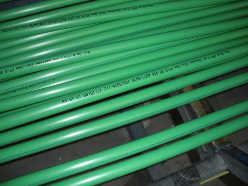 PPR Pipe (Polypropylene Pipe)