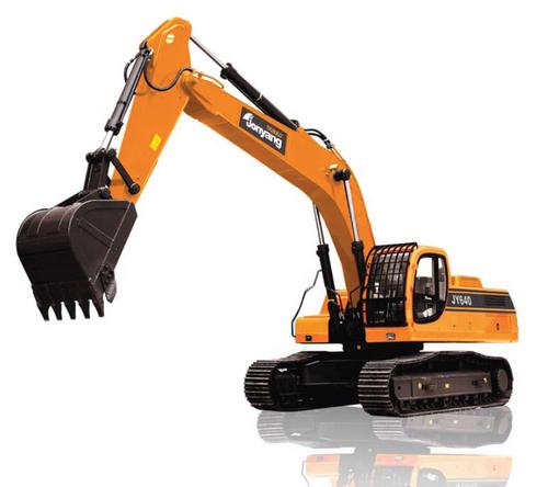 40t Crawler Excavator