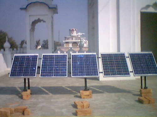 Solar Panel  in  Haibowal
