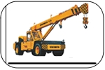 Hydraulic Cylinders For Mobile Crane