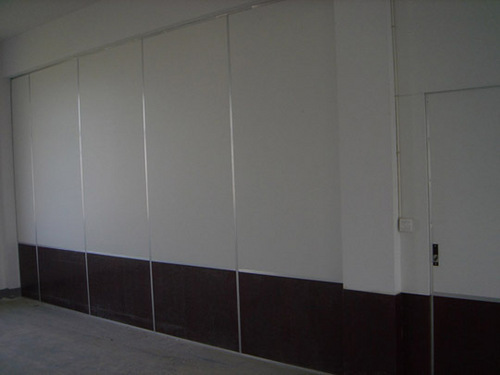 """""""Ordi"""" Fire-Resistant Partition Wall"""