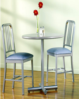 Restaurant Table With Chairs