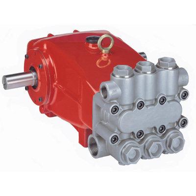 Stainless Steel Industrial Triplex Plunger Pump